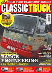 No. 23 Badge Engineering  issue No. 23 Badge Engineering