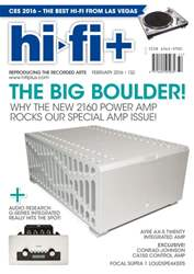 Hi-Fi+ Issue 132 issue Hi-Fi+ Issue 132