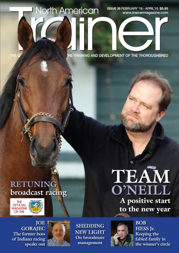 North American Trainer Magazine - horse racing Preview