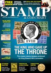 March 2016 (includes FREE Stampex guide) issue March 2016 (includes FREE Stampex guide)