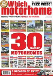 30 Years of Motorhomes - March 2016 issue 30 Years of Motorhomes - March 2016