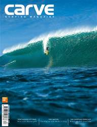 Carve Surfing Magazine issue 167 issue Carve Surfing Magazine issue 167