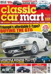 Vol. 22 No. 4 Triumph's Affordable E-Type? issue Vol. 22 No. 4 Triumph's Affordable E-Type?