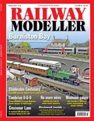 Railway Modeller March 2016 issue Railway Modeller March 2016