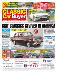 No. 317 Brit Classics Revived In America issue No. 317 Brit Classics Revived In America