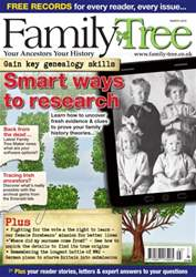 Family Tree March 2016 issue Family Tree March 2016