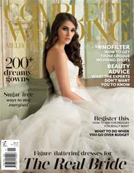Complete Wedding Melbourne Magazine Cover