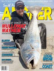 SA Angler Feb / March 2016 issue SA Angler Feb / March 2016