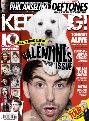Kerrang Magazine - 13th February 2016 Subscriptions | Pocketmags