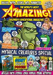 Issue 13 - Mythical Creatures Special issue Issue 13 - Mythical Creatures Special