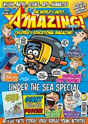 Issue 14 - Under the Sea Special issue Issue 14 - Under the Sea Special