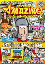 Issue 16 - Ancient Romans Special issue Issue 16 - Ancient Romans Special