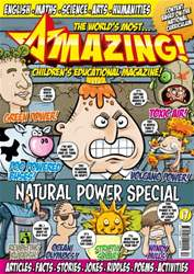 Issue 17 - Natural Power Special issue Issue 17 - Natural Power Special