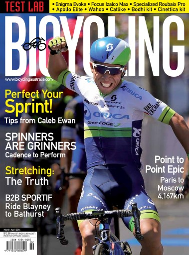 Bicycling Australia Preview