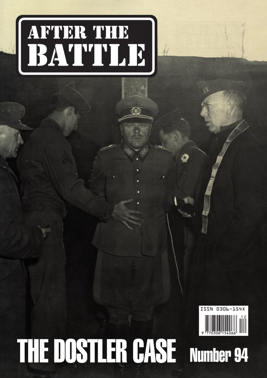 6c18e8baa After The Battle Magazine - Issue 94 Subscriptions