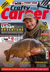 Crafty Carper March 2016 issue Crafty Carper March 2016