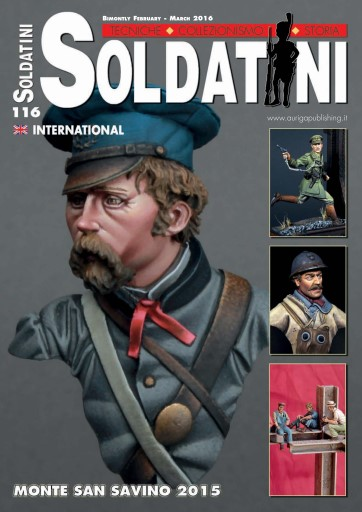 Soldatini International Preview
