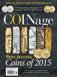 Coinage Yearbook 2016 issue Coinage Yearbook 2016