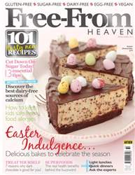 Free-From Heaven March/April issue Free-From Heaven March/April