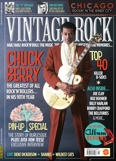 Vintage Rock Digital Issue