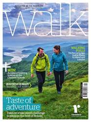 Walk Magazine Cover