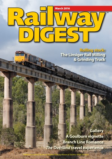 Railway Digest Preview