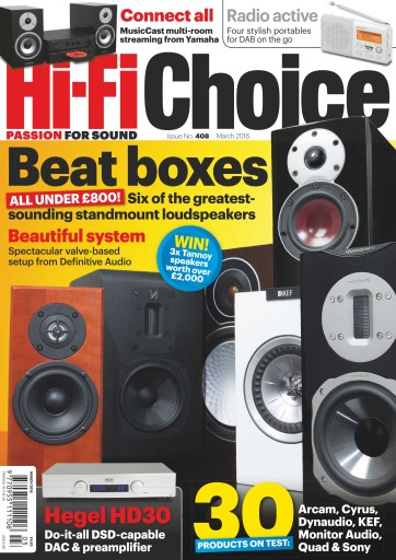 Hi-Fi Choice Preview