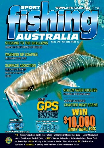Sports Fishing Australia Preview