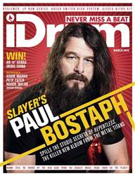 iDrum 48 March 2016 issue iDrum 48 March 2016