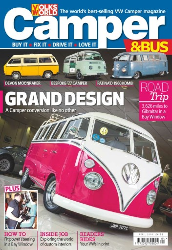 VW Camper Preview