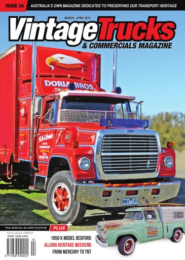 Vintage Trucks & Commercials Digital Issue