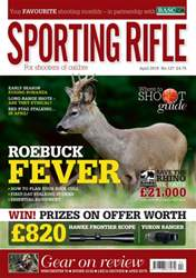 Sporting Rifle April 2016 issue Sporting Rifle April 2016