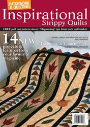 P&Q Strippy Quilts issue P&Q Strippy Quilts