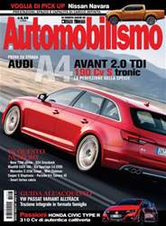 Automobilismo 3 2016 issue Automobilismo 3 2016