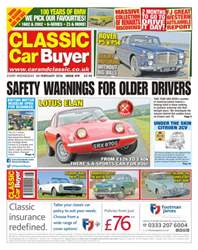 No. 319 Safety Warnings For Older Drivers issue No. 319 Safety Warnings For Older Drivers