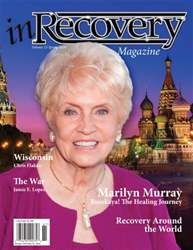 In Recovery Magazine Cover