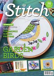 Stitch magazine Magazine Cover
