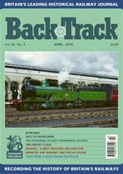 Backtrack Magazine Cover