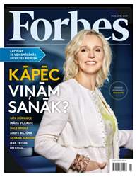 Forbes Februāris '16 issue Forbes Februāris '16