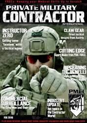 PMCI Magazine Magazine Cover