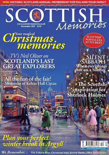 Scottish Memories Preview