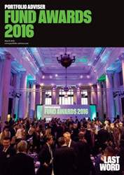 March 2016  PA Fund Manager Awards  issue March 2016  PA Fund Manager Awards