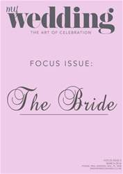 Vol7 Iss5 Focus #2, The Bride issue Vol7 Iss5 Focus #2, The Bride