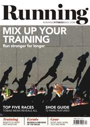 No. 188 Mix Up Your Training issue No. 188 Mix Up Your Training