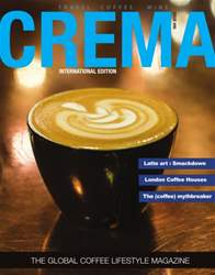 Crema International Issue #46 issue Crema International Issue #46