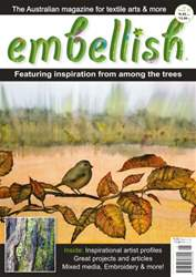Embellish Magazine issue 25 issue Embellish Magazine issue 25
