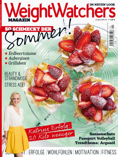 Weight Watchers Magazin Deutschland Preview