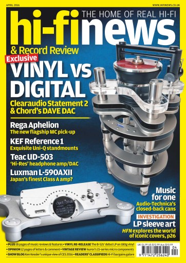 Hi-Fi News Preview
