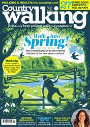 Spring Walks 2016 issue Spring Walks 2016