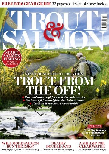 Trout & Salmon Preview